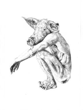 Pigman Print